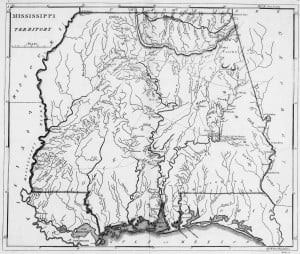 Mississippi Territory 1814