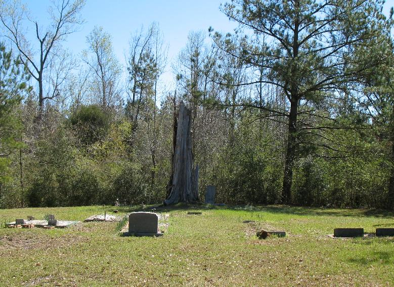 Droummonds Cemetery, Lawrence County, Mississippi
